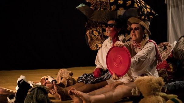 "Nova temporada do espetáculo ""O Longe"" na Sala Conchita - Foto: Thais Mallon"