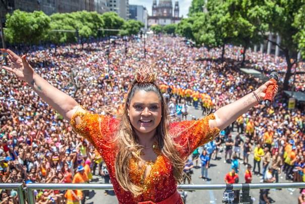Preta Gil fará pós-carnaval no Parque da Cidade com entrada gratuita em Brasília - Foto: Site Curta Mais