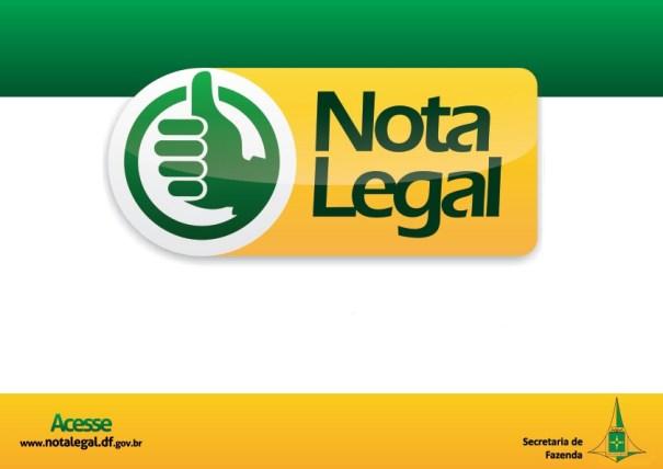 Indicação de créditos do Nota Legal termina em 31 de janeiro