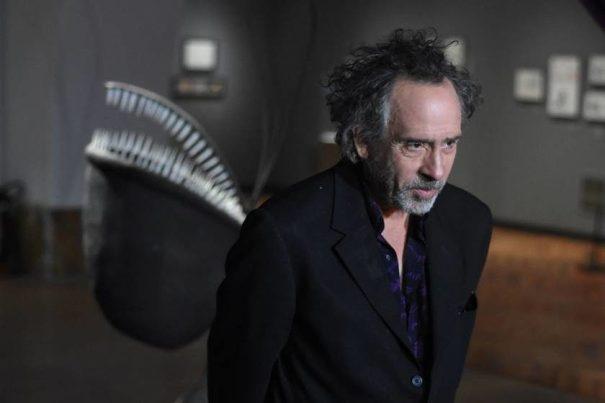Tim Burton (Photo by Carlos Tischler/NurPhoto via Getty Images)