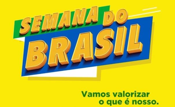 Comércio aposta no crescimento das vendas com Semana do Brasil