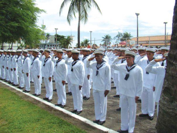 Marinha do Brasil abre 966 vagas para níveis médio e superior - Foto: Marinha do Brasil