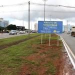 Alargamento de viaduto de Taguatinga beneficiará 135 mil motoristas