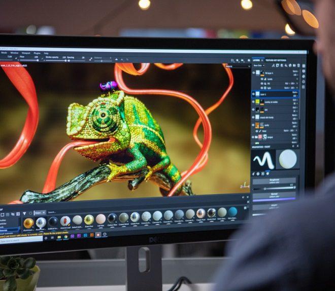 Novos recurso do Spark AR Studio chegam ao Adobe Substance Painter