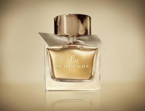 Burberry lança nova fragrância com frasco customizado