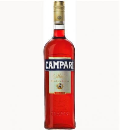 Nova garrafa de Campari chega ao Brasil