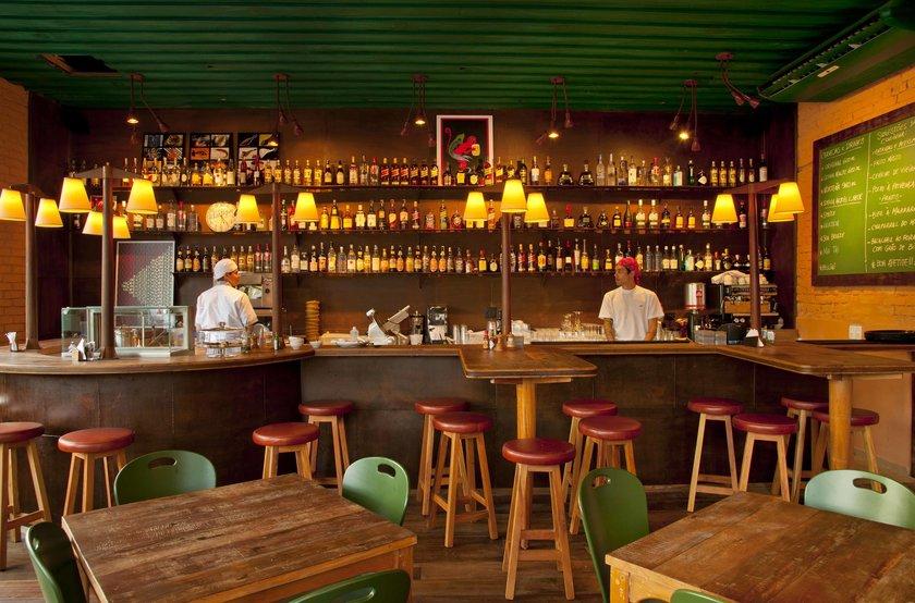 10 bares e restaurantes despojados de So Paulo para comer