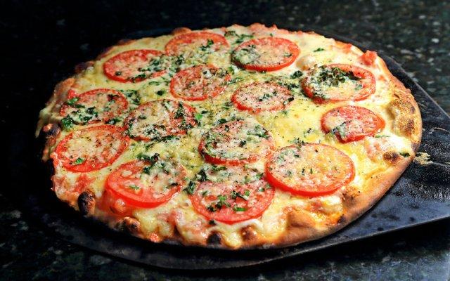 Pizza espacial