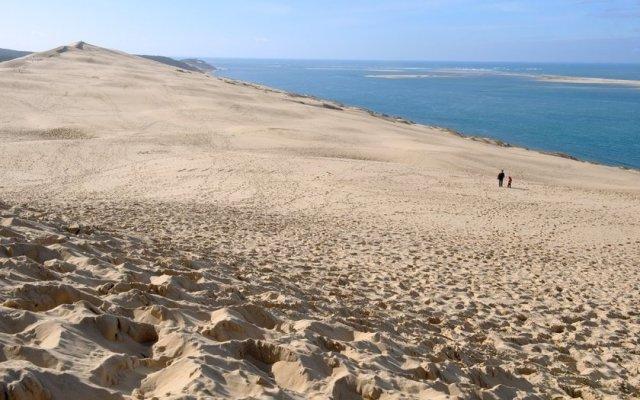 Dune du Pilat, Arcachon, França