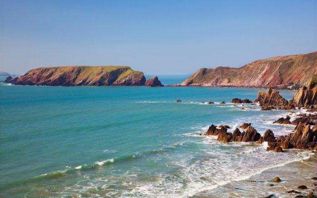 Marloes Sands, Pembrokeshire, País de Gales