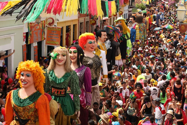 Resultado de imagem para olinda carnaval