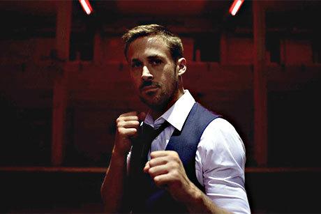 Ryan Gosling em Only God Forgives