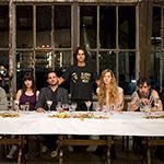 elenco de Soul Kitchen imita quadro da Santa Ceia