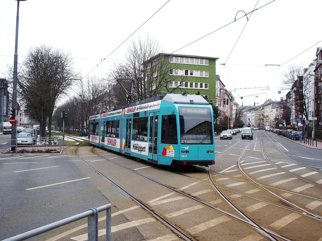 Transporte en Frankfurt  Guia de Alemania