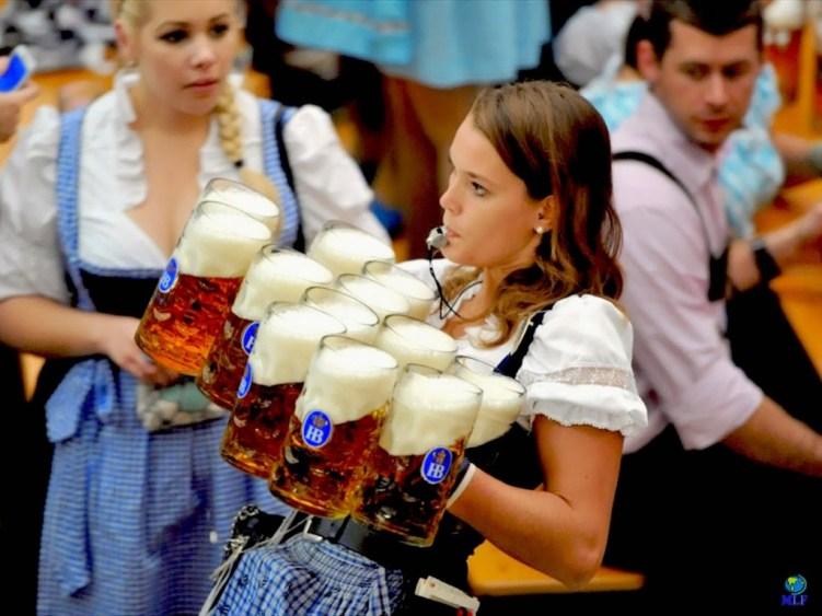 Resultado de imagen para Oktoberfest 2018 alemania