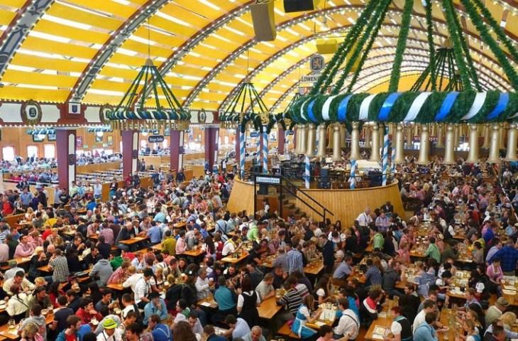 Oktoberfest - Información del Oktoberfest de Múnich - Guia de Alemania