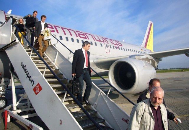 Cmo llegar a Alemania en avin Guia de Alemania