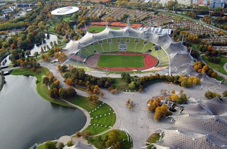 Parque Olímpico (Múnich) - Guia de Alemania