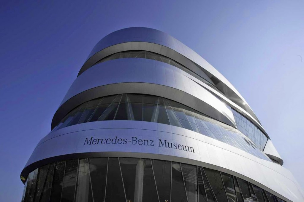 Museo MercedesBenz  Guia de Alemania