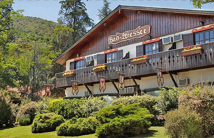 BADWIESSEE APART HOTEL BOUTIQUE EM VILLA GENERAL BELGRANO