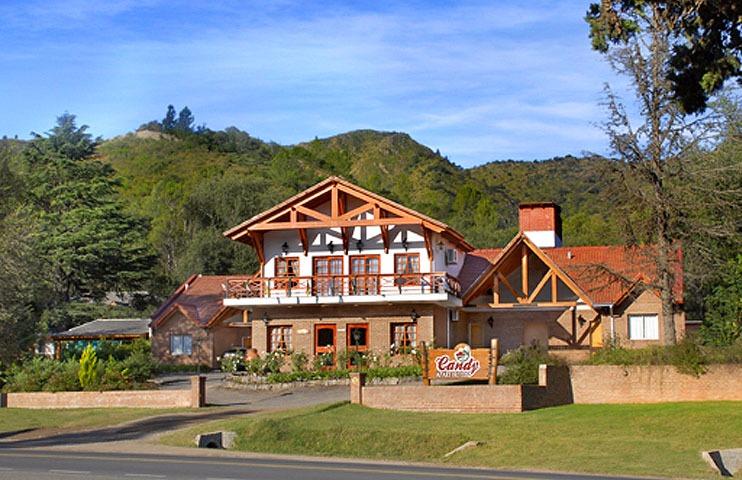 CANDY APART HOTEL EN VILLA GENERAL BELGRANO Apart Hotel