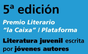 premio literario caixa plataforma jovenes