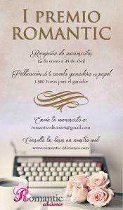 premio novela romantica ROMANTIC