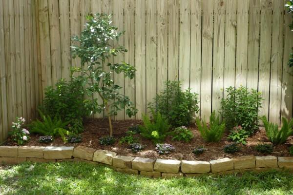 utilizzare i mattoni in giardino