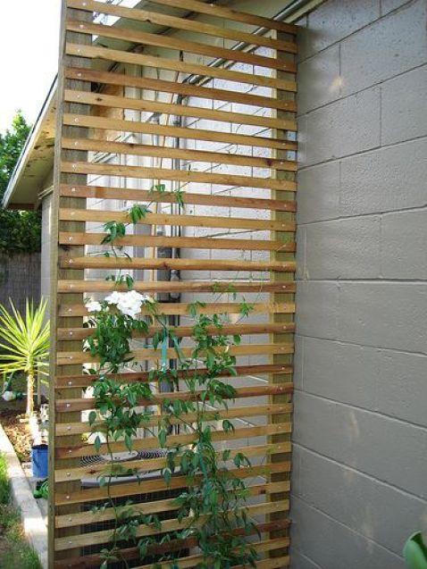 Idee creative per realizzare un pergolato guida giardino for Travi in legno sul portico anteriore