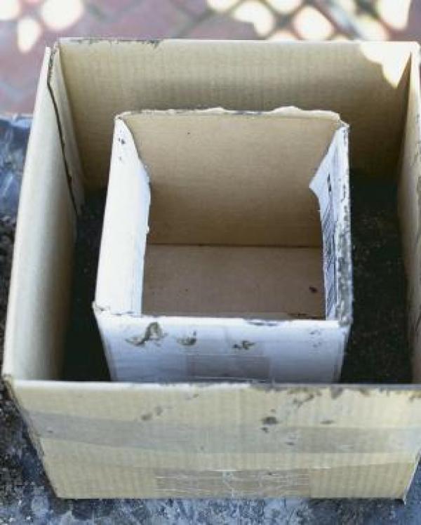 Come realizzare vasi e fioriere di hypertufa guida giardino - Como hacer maceteros grandes ...