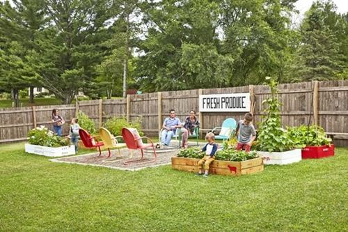 14 cercas encantadoras para tu patio