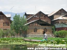 Escapando del monzón: Entre Ladakh y Kashmir - sriagar120807