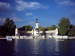 Parque de El Retiro. Un parque con mucha historia - el_retiro_-300x225