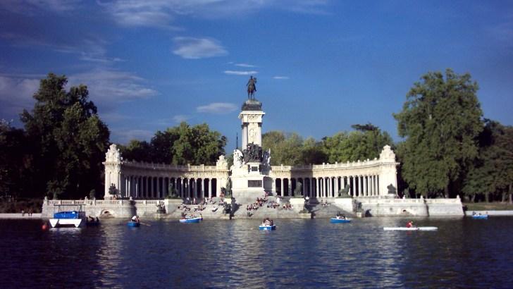 Parque de El Retiro. Un parque con mucha historia