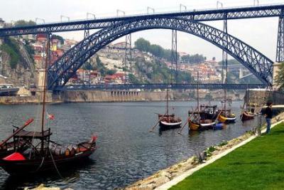 Puente Luis I, en Oporto - luis_I_-300x200