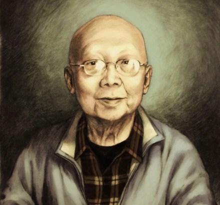 El anciano con cáncer que da la vuelta al mundo