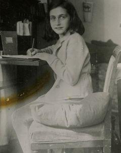 Visita la casa de Anna Frank