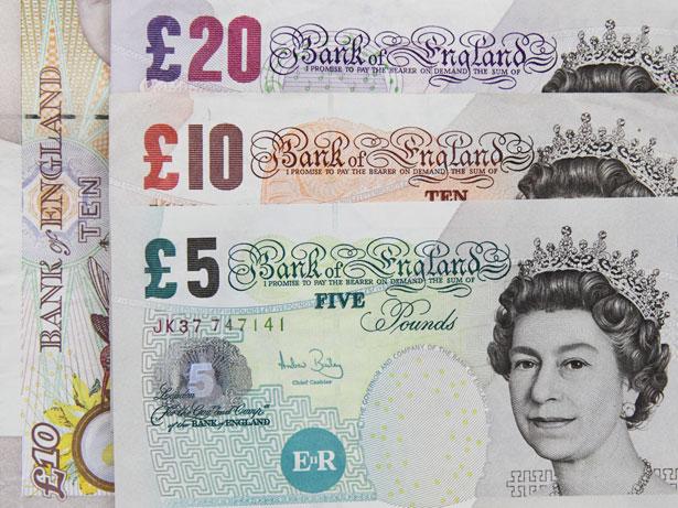 Ahorrar a la hora de hacer las compras en países sin el euro - GBP-USD-analysis-a-pile-of-pounds71