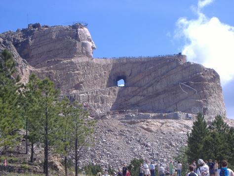 ¿Sabes dónde está la escultura más grande del mundo?