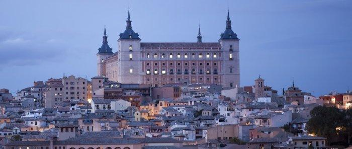 Ruta alternativa en Toledo