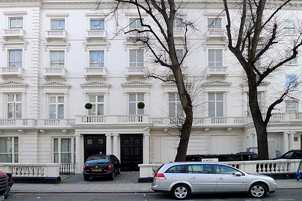 Las falsas fachadas de Leinster Gardens - leinster-gardens-fake-houses-london-011
