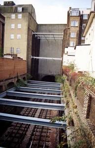 Las falsas fachadas de Leinster Gardens - leinster051-193x300