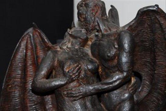 El museo del demonio en Lituania - DSC02651