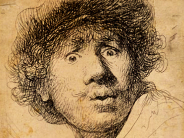 ¡La mitad de los grabados de Rembrandt no son suyos!