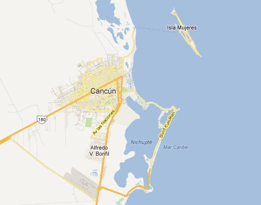 Diez cosas interesantes sobre CANCÚN - cancun7