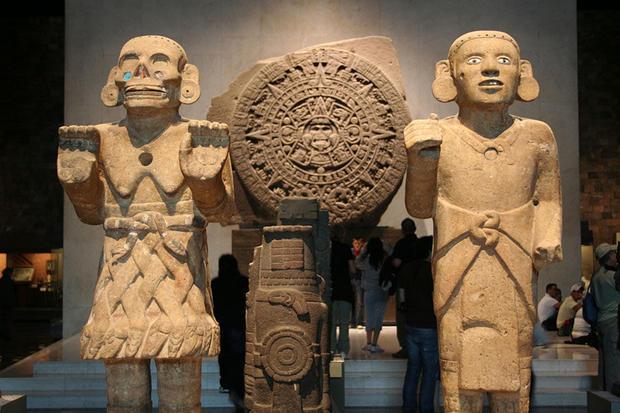 Los 10 mejores museos no dedicados al Arte (II) - museo-nacional-antropologia-mexico1