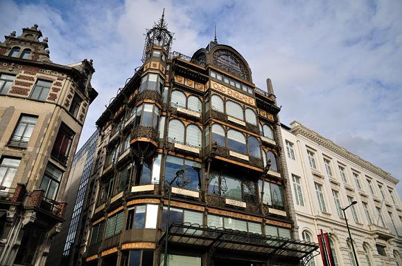Los 10 mejores museos no dedicados al Arte (I) - museo_instrumentos_bruselas_fachada1