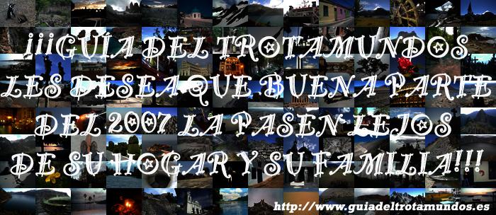 ¡¡¡FELIZ 2007 A TODOS NUESTROS LECTORES Y LECTORAS!!!