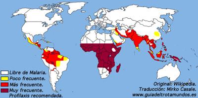 Pongámonos serios: hablemos de la malaria