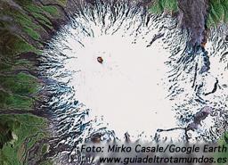 A la rica lava: Villarrica